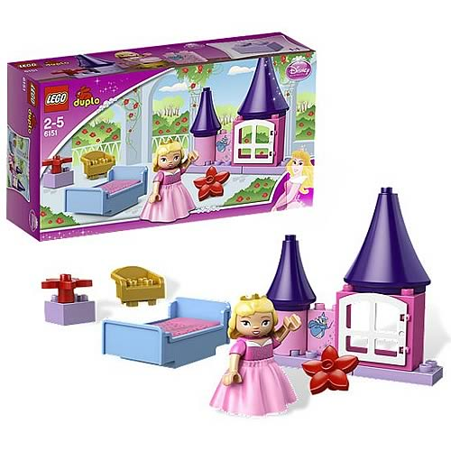 Duplo - pokój księżniczki