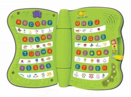 Zabawka edukacyjna - Dumel-Discovery-Mini-alfabet