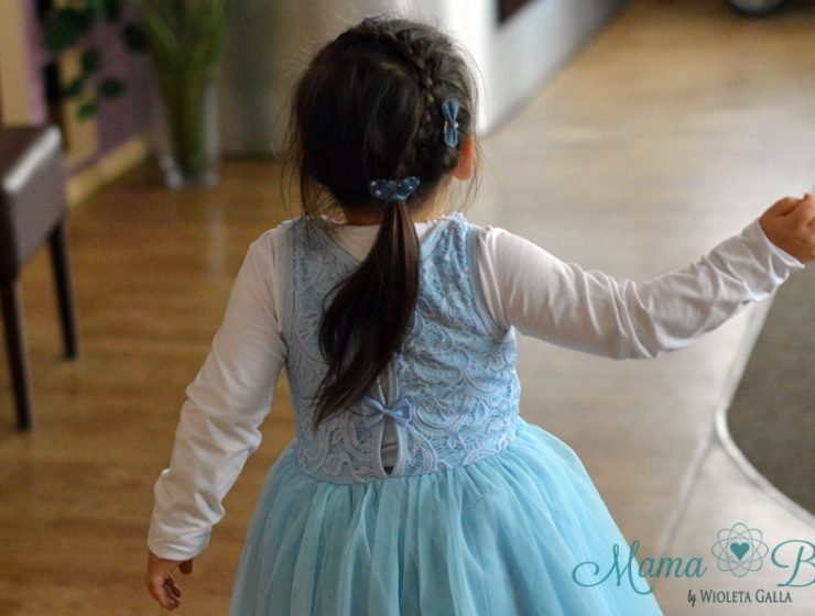 Kilka Pomysłów Na Fryzury Dla Dziewczynek Mama Bloguje
